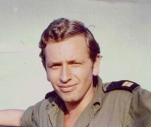סגן אבי שחף 1973