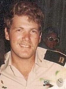 סגן שמואל לוקס בשנת 1974