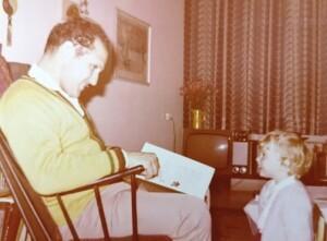 רונה ומשה אורון 1980