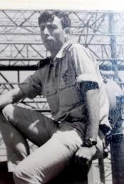 סרן רוני פלג 1973