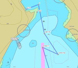 סיור במפרץ סואץ וכניסה לנמל עדביה