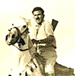 דוד קרמן, השומר הראשון של בית וגן (בת ים)