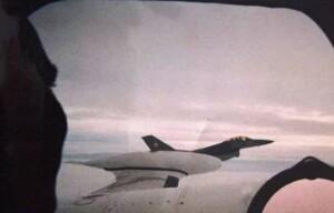מטוס F 16 בלגי מחייב את רן שדה לנחות