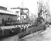 """מכונאי ראשי בצוללת – אח""""י רהב (צ-73) יורם בר-ים"""