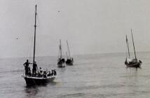 """חניכי גדנ""""ע ים שטים במפרשיות"""