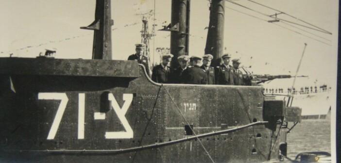 תחילת הכשרה לצוללות אלכס שדמון