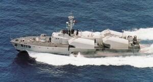 ספינת טילים מצרית מדגם אוסה