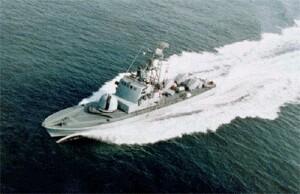ספינה דגם סער 3