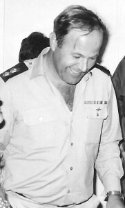 """סא""""ל יעקב ניצן מפקד פלגה 32"""