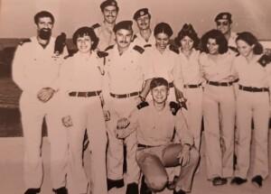 קורס קציני שליטה 1978