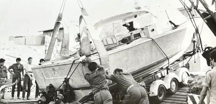 ברטראם מצרי שלל מעדביה נפרק בשארם א-שייח'1973