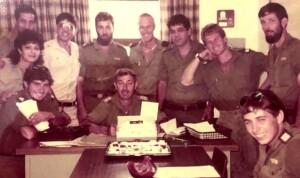 סגל פלגה 914 בפיקוד רוני פלג